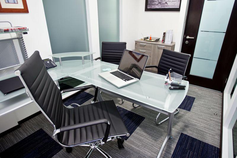 Oficinas ejecutivas circulo condesa for Areas de una oficina