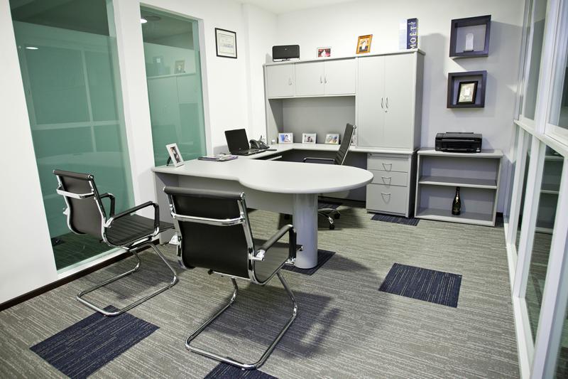 Oficinas ejecutivas circulo condesa for Oficina coworking